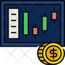 Trading Business Money Icon
