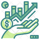 Trading Profitability Growth Icon