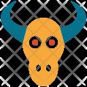 Trading bull Icon