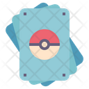 Trading Collection Cards Icon