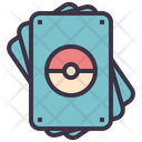 Trading Cards Trading Collection Icon