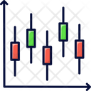 Trading Chart Graph Icon