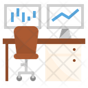 Trading office Icon