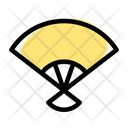 Traditional Fan Icon