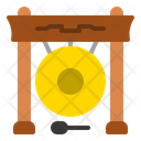 Traditional Gong Icon