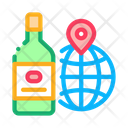 Traditional Wine Parts Icon