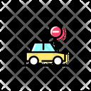 Traffic Car Heavy Traffic Icon