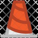 Traffic Cone Road Icon