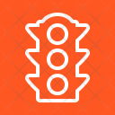 Traffic Signal Light Icon