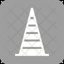Traffic Cone Pylon Icon