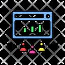 Traffic Website Internet Icon