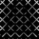 Traffic Cone Construction Icon