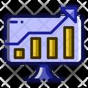 Traffic Seo Analysis Icon