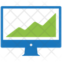 Traffic analytic Icon