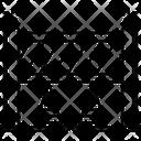 Traffic Barrier Icon