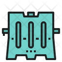 Traffic Barrier Icon