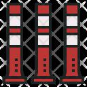 Traffic Bollard Transportation Icon