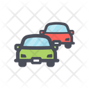 Traffic Cars Icon