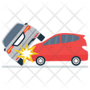 Traffic Collision Car Crash Car Breakdown Icon