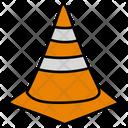 Road Cone Safety Cone Construction Cone Icon