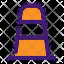 Traffic Cone Police Icon