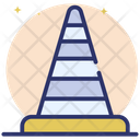 Road Cone Barrier Cone Road Barrier Icon