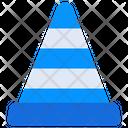 Traffic Cone Road Cone Under Construction Icon