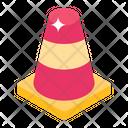 Road Cone Traffic Cone Construction Cone Icon