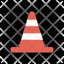 Cone Traffic Construction Icon