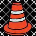Traffic Cone Street Icon