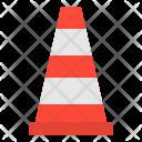 Cone Traffic Transportation Icon