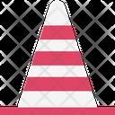 Pin Traffic Cone Road Cone Icon