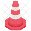 Traffic Cone Road Sign Hazard Cone Icon