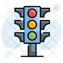 Control Traffic Takeoff Icon