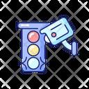 Traffic Enforcement Camera Icon