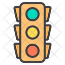 Traffic-light Icon