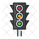 Traffic Light Trafic Signal Signal Light Icon