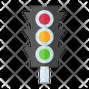 Traffic Light Trafic Signal Signal Light Icon
