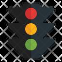 Traffic Location Maps Icon