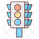 Traffic Light Traffic Signal Traffic Signal Light Icon