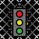 Traffic Light Transport Icon