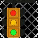 Traffic Light Icon