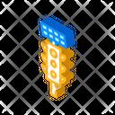Traffic Lights Solar Icon
