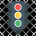 Traffic Signal Traffic Lights Traffic Indicator Icon
