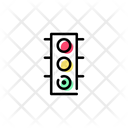 Traffic Light Green Icon
