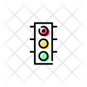 Traffic Light Red Icon