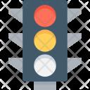 Traffic Lights Signals Icon