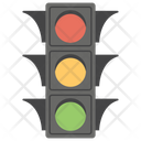 Traffic Lights Semaphore Signals Icon