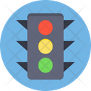 Traffic Lights Traffic Signals Traffic Lamps Icon
