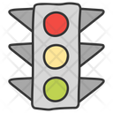 Traffic Lights Icon